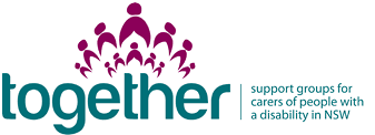 Together: support groups for carers of people with a disability in NSW