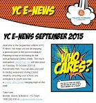 Young Carers E-Newsletter October 2015 - now available