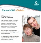 Carers NSW eBulletin June 2015 - now available