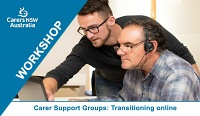 Workshop: Transitioning to an online group