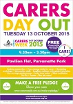 Carers Day Out, Tuesday 13 October 2015, Parramatta Park